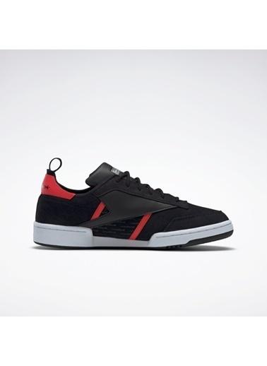 Reebok Unisex Siyah Club C Ree:Dux Sneakers FV3210 Siyah
